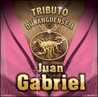 Various Artists - Juan Gabriel: Tributo Durangeuens
