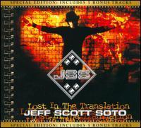 Jeff Scott Soto - Lost in the Translation [Bonus Tracks]