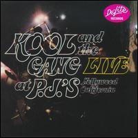 Kool & the Gang - Live at P.J.'s