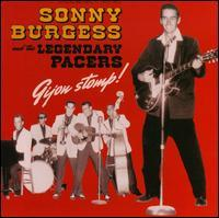Sonny Burgess & the Legendary Pacers - Gijon Stomp!