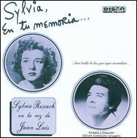 Juan Luis - Sylvia, En Tu Memoria