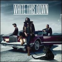Write This Down - Write This Down