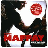 Peter Maffay - Tattoos