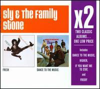 Sly & The Family Stone - Fresh/Dance to the Music