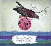 Social Studies - Wind Up Wooden Heart