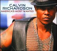 Calvin Richardson - America's Most Wanted