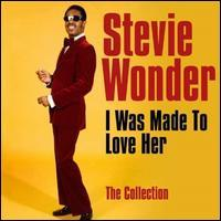 Stevie Wonder - I Was Made To Love Her (The Collection)