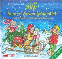 Rolf Zuckowski & Julie Ginsbach - Rolfs Bunter Adventskalender