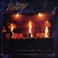 Edguy - Burning Down the Opera Live