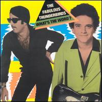 The Fabulous Thunderbirds - What's the Word