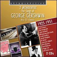 Various Artists - S'wonderful: Songs of George Gershwin