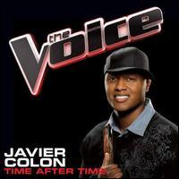 Javier Colon - Time After Time [The Voice Performance]
