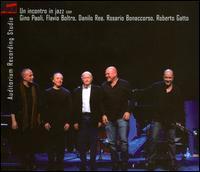 Various Artists - Un  Incontro In Jazz: Auditorium Recording Studio