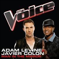 Adam Levine/Javier Colon - Man in the Mirror