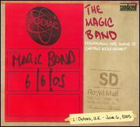 The Magic Band - Oxford, U.K.: June 6 2005