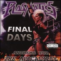 The Plasmatics - Final Days: Anthems for the Apocalpse