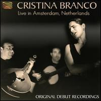 Cristina Branco - Cristina Branco Live in Amsterdam, Netherlands