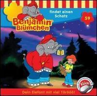 Benjamin Blümchen - Findet einen Schatz