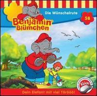 Benjamin Blümchen - Folge 58 - Benjamin Blümchen: Die Wünschelrute