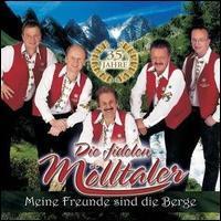 Die Fidelen Mölltaler - Meine Freunde Sind Die Berge