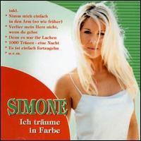 Simone - Ich Träume in Farbe