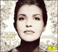 Anne-Sophie Mutter - Mozart: Piano Trios K. 502, 542, 548