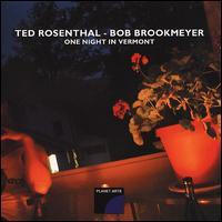 Ted Rosenthal & Bob Brookmeyer - One Night in Vermont
