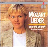 Barbara Bonney - Mozart: Lieder