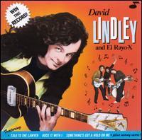 David Lindley and El Rayo-X - Win This Record