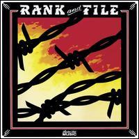 Rank and File - Sundown