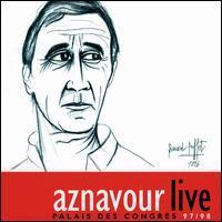 Charles Aznavour - Aznavour Live: Palais des Congres 97/98