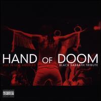 Hand of Doom - Live in Los Angeles