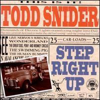 Todd Snider - Step Right Up