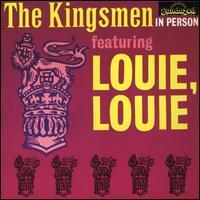 The Kingsmen - The Kingsmen in Person