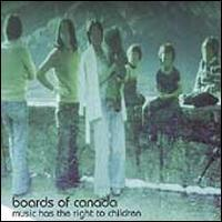 Boards of Canada - Music Has the Right to Children [UK CD]