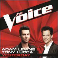 Adam Levine - Yesterday