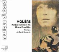 René Clemencic & the Clemencic Consort - Molière: Musique originale du film d'Ariane Mnouchkine