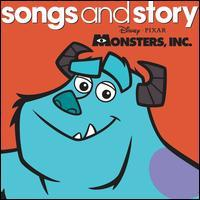 Disney - Songs and Story: Monsters, Inc.