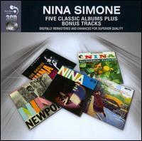 Nina Simone - Five Classic Albums Plus Bonus Tracks