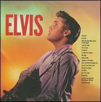 Elvis Presley - Elvis [BMG Japan 12 Tracks]