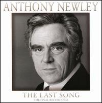 Anthony Newley - The Last Song: The Final Recordings