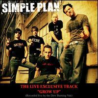 Simple Plan - Grow Up