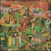Iron Butterfly - Iron Butterfly Live