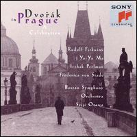 Yo-Yo Ma / Seiji Ozawa - Dvorák in Prague: A Celebration (Remastered)