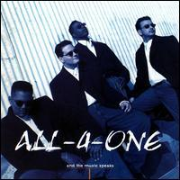 All-4-One - And the Music Speaks