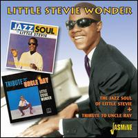 Stevie Wonder - Jazz Soul of Little Stevie/Tribute to Uncle Ray