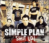Simple Plan - Shut Up [Australia CD]