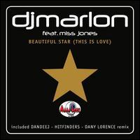 Dj Marlon/Miss Jones - Beautiful Star (This is Love)