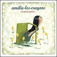 Amélie-Les-Crayons - Porte Plume