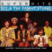 Sly & the Family Stone - Super Hits